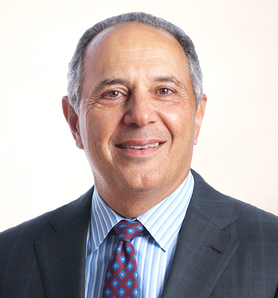 Photo of Chairman, Michael G. Atieh