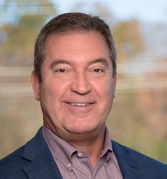 Photo of National Sales Director Mike Ruberio